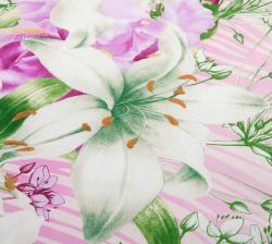Постельное белье из бязи «Магия цветов 2» (1.5 спальное)